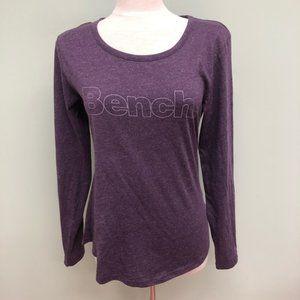 Bench   Women's Long Sleeve Shirt   Purple